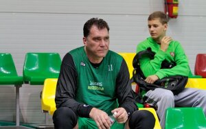 Arvydas Sabonis rugsjo 27 dien prie irdies smg
