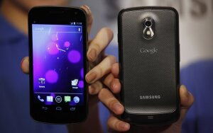 &quot;Samsung Galaxy Nexus&quot; imanusis telefonas