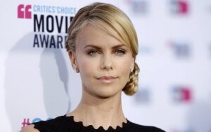 Aktor Charlize Theron