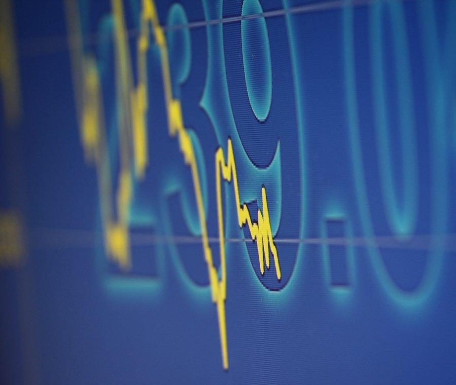 Котировки акций на бирже