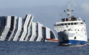 Демонтаж Costa Concordia займет около года